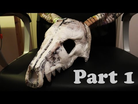 Wolf mask Part 1