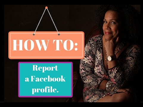 How To Report a Fake Facebook Profile