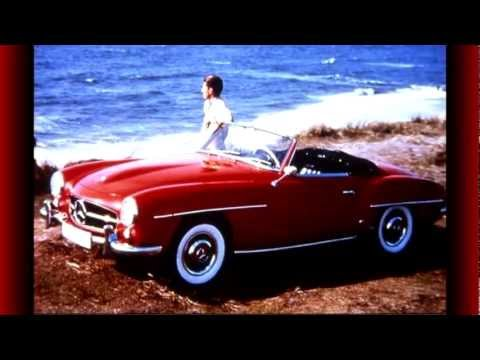 Ballad Of Thunder Road_Robert Mitchum_Lyrics_RED Classic Cars