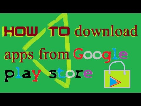 how to download google play store apps directly to your sd card