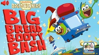 Breadwinners: Big Bread Booty Bash - Bring Your Best Quackitude (Nickelodeon Games)