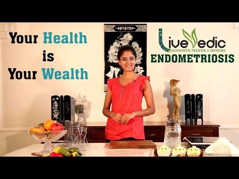 DIY: Natural Home Remedies to Cure Endometriosis  | LIVE VEDIC