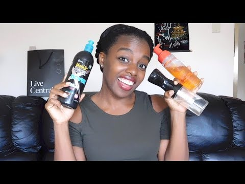 Transitioning Hair Care Regimen and Staple Hair Products