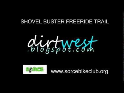 Invergarry bike park - Shovel Buster
