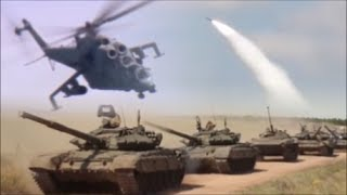Russia Military Power 2017 - Military Power In Military Exercise.