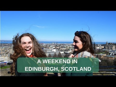Edinburgh March 2017 | Travel | The Positiff Blog