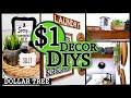 8 LAUNDRY ROOM Decor Ideas | $1 HIGH END Dollar Tree DIY's 2021