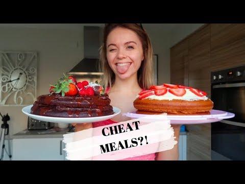 DO I EAT CHEAT MEALS?! 2 epic vegan cake recipes