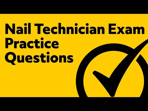 Free Nail Technician Practice Test