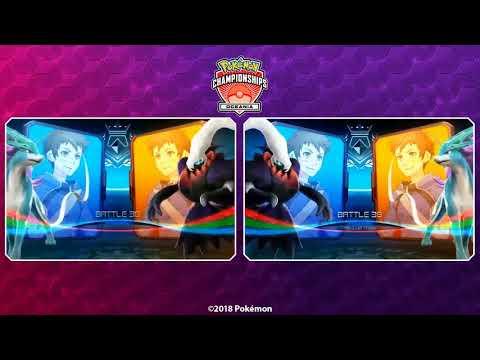 2018 Pokémon Oceania International Championships: Pokkén Tournament Grand Finals