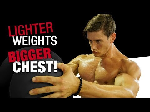 Beginner Chest Workout For MASS! (4-1-2-1 GIANT SET ROUTINE!)