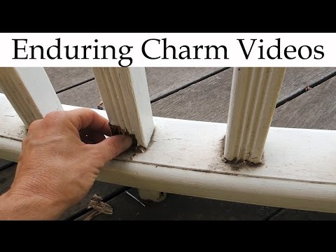 Replace Balusters On A Deck Or Porch Railing