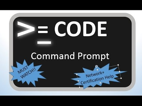 Command Prompt | E-mail/Mail Servers