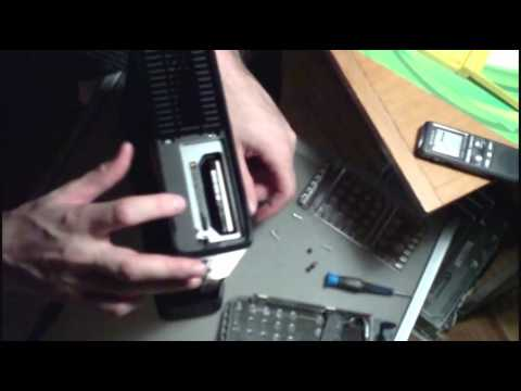 Xbox 360 Slim, How To use the old style HDD with a Slim unit.