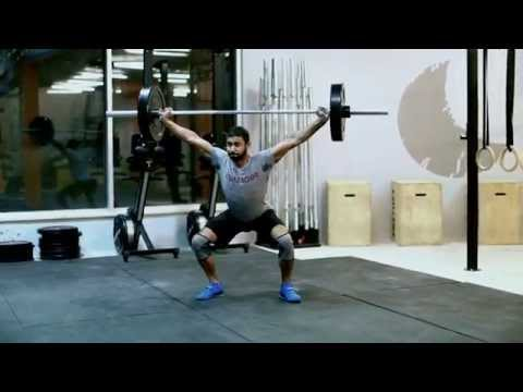CrossFit Crescent- Amman, Jordan- The Sport of Fitness