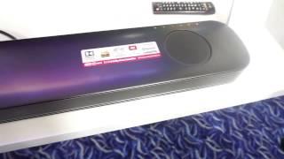 LG soundbar Dolby Atmos SJ9  2017