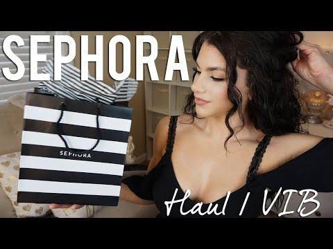 SEPHORA HAUL VIB SALE 2018 | Kayleigh Noelle