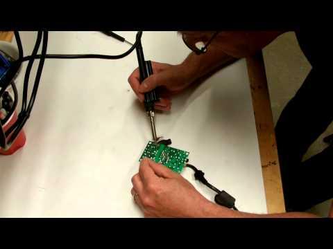 DigitalStream Digital to Analog TV Converter box repair