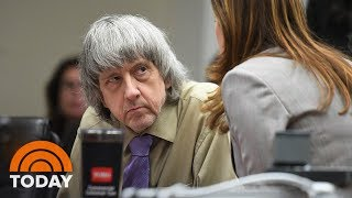 'House Of Horrors' Parents Sentenced To Life In Prison | TODAY