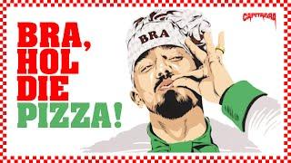 TEAMCAPI PIZZA GANGSTARELLA
