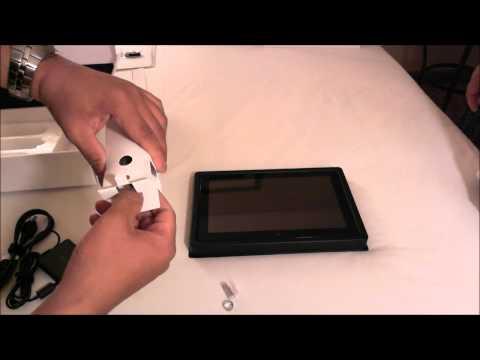 BUILD Tablet Unboxing