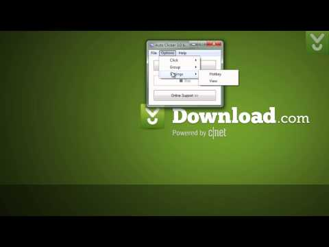 Auto Clicker by Shocker - Configure your mouse to autoclick - Download Video Previews
