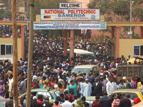 Documentary: Increase in Population in National Polytechnic Bamenda (NPB), February, 2015