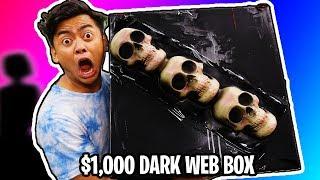 Download $1000 Dark Web Mystery Box vs Me. Video