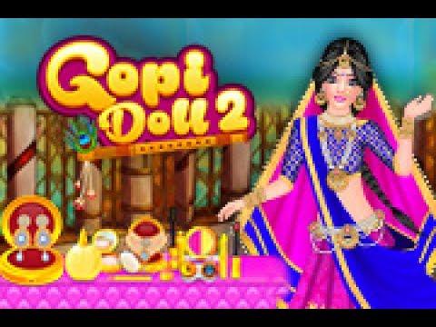 Gopi Doll Fashion Salon 2 - Free Game