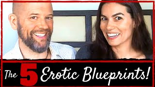 Jaiya's 5 Erotic Blueprints! Your Path to Sexual Mastery!