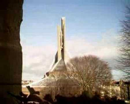 Clifton Cathedral Bristol Timelapse