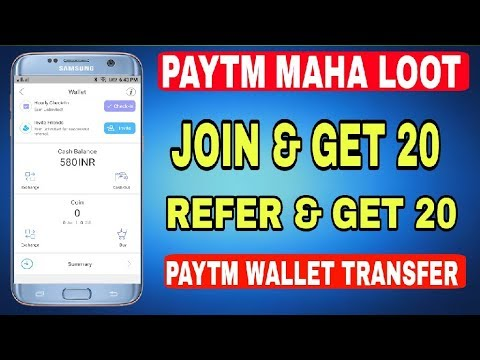 PAYTM LOOT : RS.20 FOR SINGUP & RS.20 PER REFER | ringID App Maha Loot | BEST PAY EARNING APP