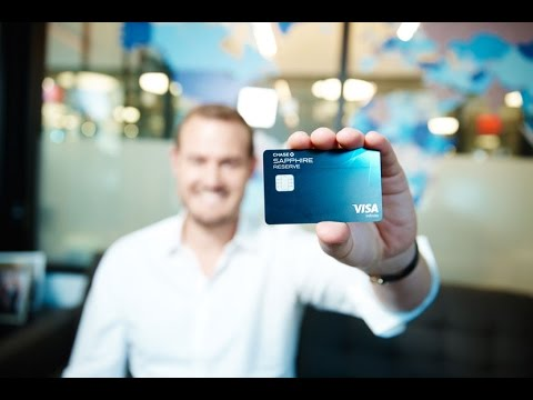 The 100,000-Point Chase Sapphire Reserve Card Review