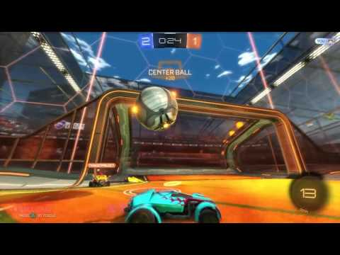 Rocket League Montage #2: More Highlights from an Average Player