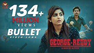 Bullet Full Video Song | George Reddy Movie | Sandeep Madhav, Muskaan | Jeevan Reddy | Mangli