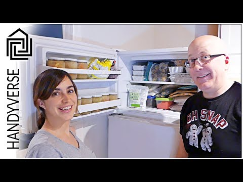 Food for a month! Freezer Meal Marathon! : EP 026