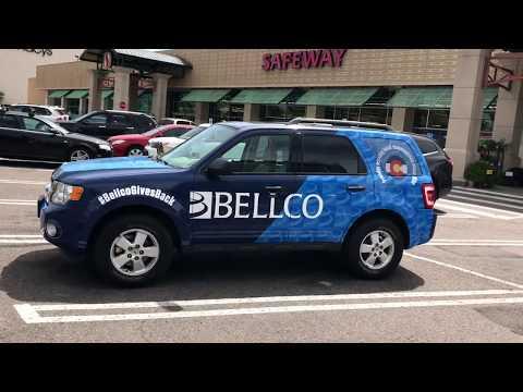 #BellcoGivesBack - Safeway Surprise 2!