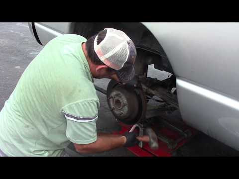 Dodge Ram Rotor Replacement