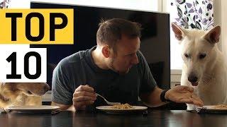 Fascinating Foodies || JukinVideo Top Ten