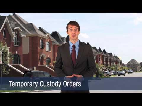 Temporary Custody Orders