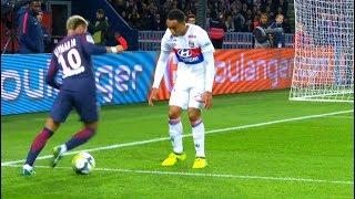 Neymar Jr ● Magic Skills ● 2017/2018  HD 