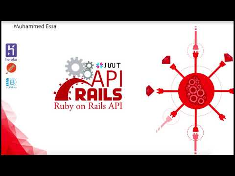 10  Ruby on Rails API JWT CRUD