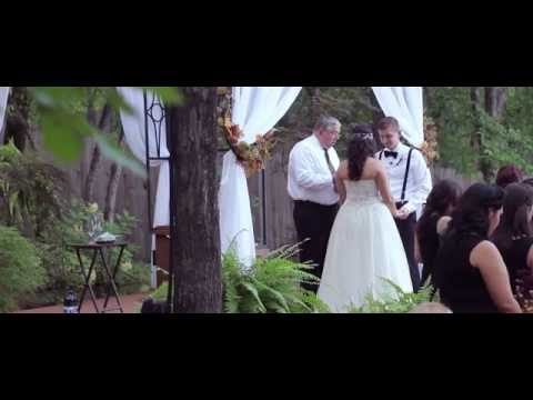 Jamilla & Andrew « The Hidden Porch » Tulsa Wedding Video