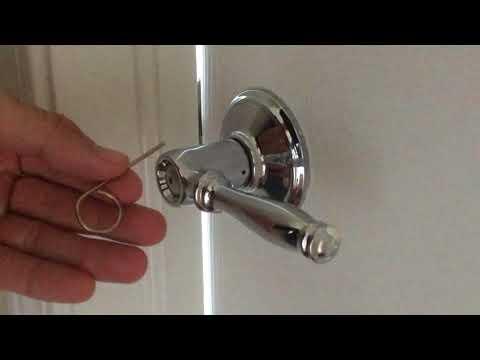 Schlage Emergency Key