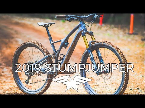 The New 2019 Specialized Stumpjumper - Full Throttle Test Laps!