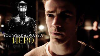 Barry Allen   Always a Hero