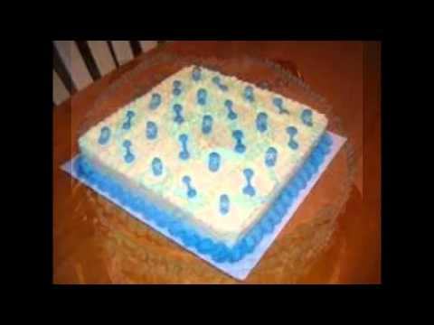 boy baby shower cakes pictures