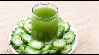 करेले के फ़ायदे, Health benefits of Bitter Gourd/Bitter Melon(Karela) in Hindi, Bitter gourd for diabetes, Bitter gourd for weight loss, Bitter gourd benefits for blood purification, Bitter gourd for beautiful skin & Hair Bitter gourd (Karela) contains Vitamin A, B, C, Calcium and iron. It works as an anti-oxidant for our body.  1. Karela is a liver tonic.  2. Bitter gourd regulates blood sugar levels in our body. It is very good for diabetes patients. 3. It improves digestion and cures constipation. 4. It is very useful to maintain good health of kidney and urinary system. It cures kidney stones. 5. It regulates blood pressure and reduces bad cholesterol. 6. Bitter melon is a natural blood purifier. 7. Bitter gourd has anti-aging quality also. It makes skin smooth and young. It reduces hair fall and dandruff also.