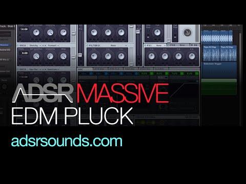 NI Massive tutorial - Unique EDM Pluck
