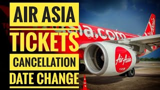 AirAsia Flight Booking, Tickets Cancellation and REFUND status | Services Suspended till 14 April
